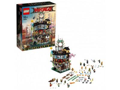 LEGO 70620 - НИНДЗЯГО сити