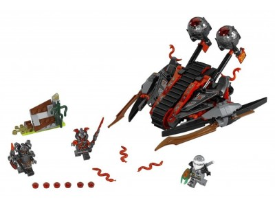 LEGO 70624 - Алый захватчик
