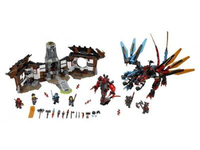 LEGO 70627 - Кузница Дракона
