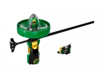 LEGO 70628 - Ллойд — Мастер Кружитцу