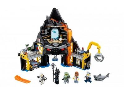 LEGO 70631 - Логово Гармадона в жерле вулкана