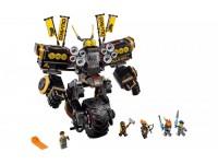 Робот землетрясений