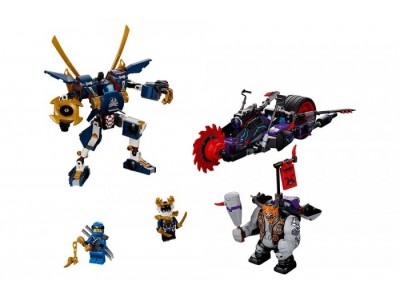 LEGO 70642 - Киллоу против Самурая Икс