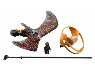 LEGO 70645 - Коул Мастер Дракона
