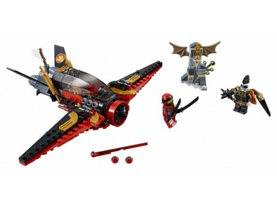 LEGO 70650 - Крыло судьбы