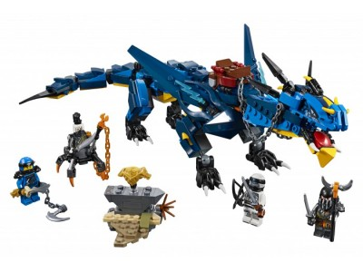 LEGO 70652 - Вестник бури