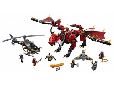 LEGO 70653 - Первый страж
