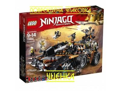LEGO 70654001 - Стремительный странник