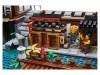 LEGO 70657 - Порт НИНДЗЯГО Сити