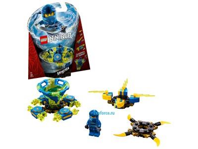 LEGO 70660 - Джей: мастер Кружитцу