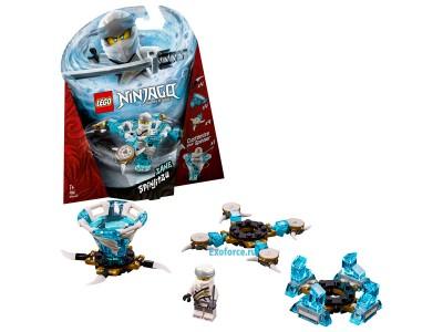LEGO 70661 - Зейн: мастер Кружитцу