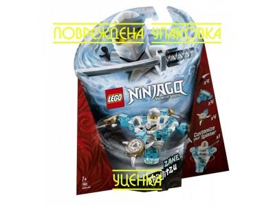 LEGO 70661001 - Зейн мастер Кружицу