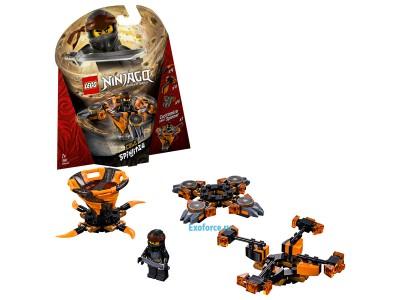 LEGO 70662 - Коул: мастер Кружитцу