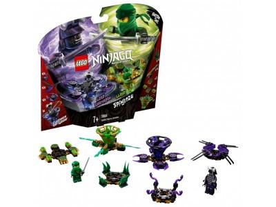 LEGO 70664 - Ллойд мастер Кружитцу против Гармадона