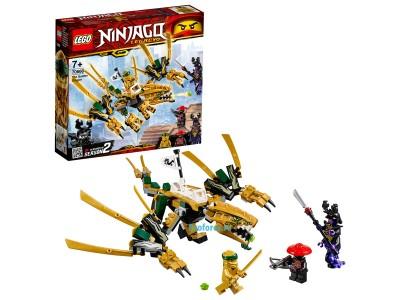 LEGO 70666 - Золотой Дракон