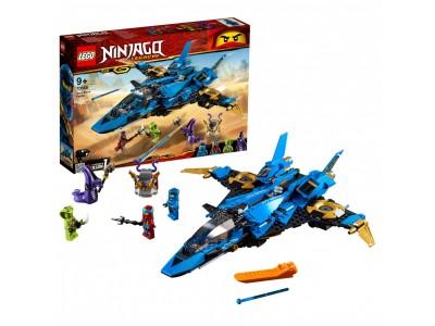 LEGO 70668 - Штормовой истребитель Джея