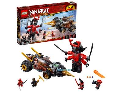 LEGO 70669 - Земляной бур Коула