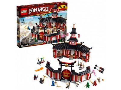 LEGO 70670 - Монастырь Кружитцу