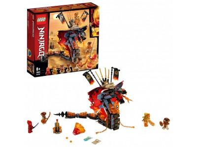 LEGO 70674 - Огненный кинжал