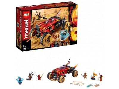 LEGO 70675 - Внедорожник Катана 4x4