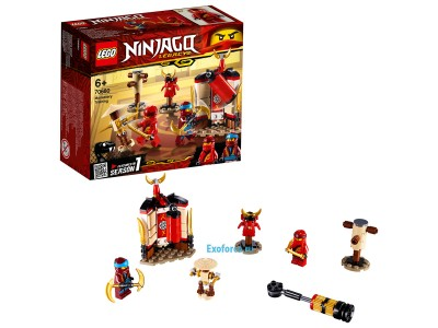 LEGO 70680 - Обучение в монастыре