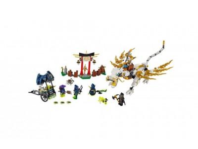 LEGO 70734 - Дракон Сэнсэя Ву