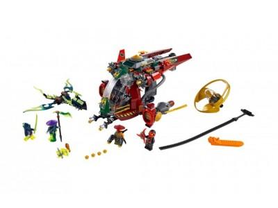 LEGO 70735 - Турнир стихий