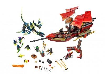 "LEGO 70738 - Корабль ""Дар Судьбы"""
