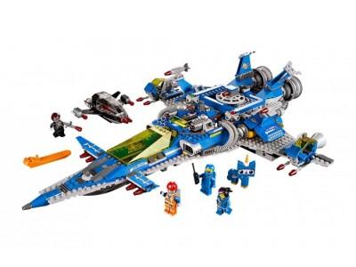 LEGO 70816 - Космический корабль Бэнни