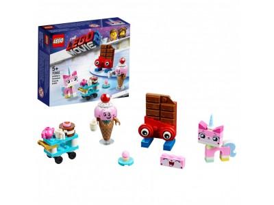 LEGO 70822 - Самые лучшие друзья Кисоньки!