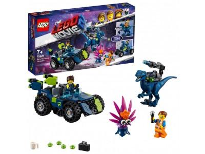 LEGO 70826 - Рэкстремальный внедорожник Рэкса!