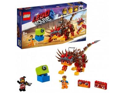 LEGO 70827 - Ультра-Киса и воин Люси