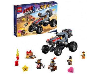 LEGO 70829 - Побег Эммета и Дикарки на багги