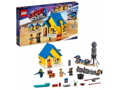 LEGO 70831 - Дом мечты - Спасательная ракета Эммета!