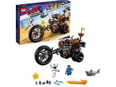 LEGO 70834 - Хеви - металл мотоцикл Железной бороды
