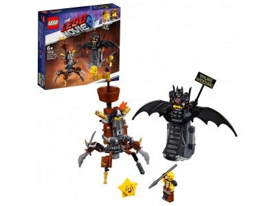 LEGO 70836 - Боевой Бэтмен и Железная борода