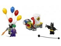 Побег Джокера на воздушном шаре