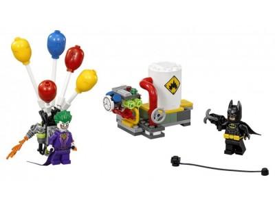 LEGO 70900 - Побег Джокера на воздушном шаре