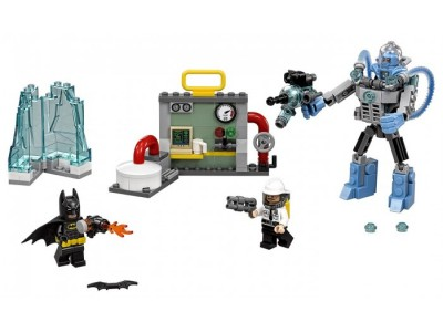 LEGO 70901 - Ледяная aтака Мистера Фриза