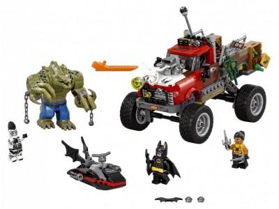 LEGO 70907 - Хвостовоз Убийцы Крока
