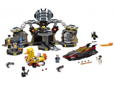 LEGO 70909 - Нападение на Бэтпещеру