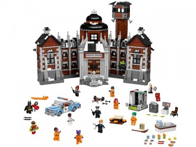 LEGO 70912 - Лечебница Аркхэм