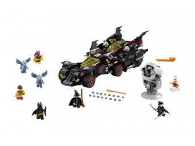 LEGO 70917 - Крутой Бэтмобиль
