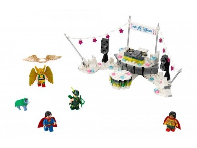 LEGO 70919 - Вечеринка Лиги Справедливости