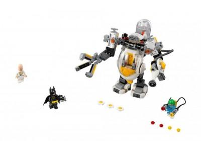 LEGO 70920 - Бой с роботом Яйцеголового