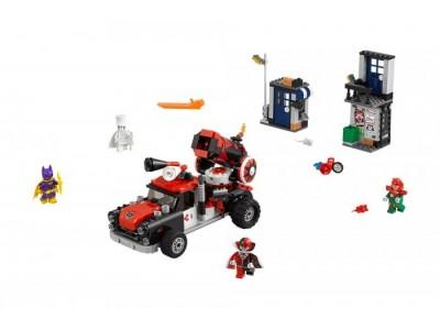 LEGO 70921 - Тяжёлая артиллерия Харли Квинн