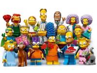Минифигурки LEGO Симпсоны 2 выпуск