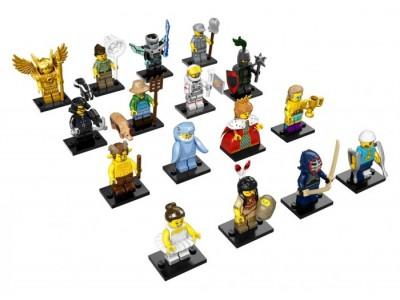 LEGO 71011 - Минифигурки LEGO, серия 15