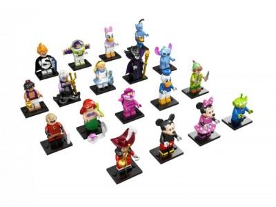 LEGO 71012 - Минифигурки LEGO серия Disney
