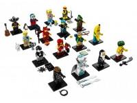 Минифигурки LEGO серия 16
